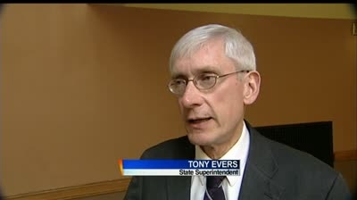 Evers to make back-to-school speech