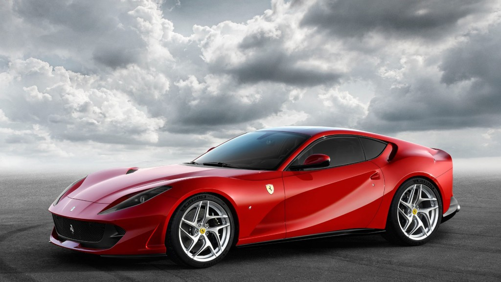 Supercar SUV's are hot, but don't expect an SUV from Ferrari