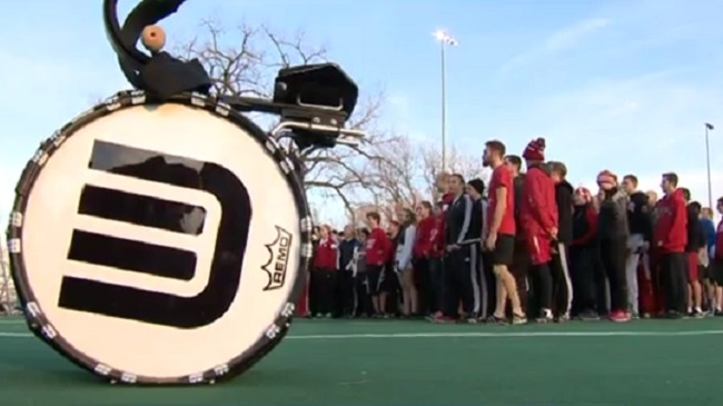 Part of UW Band won't get to march in bowl game