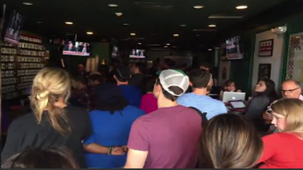 7 things overheard at DC bars during James Comey's testimony