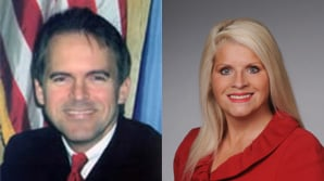 2 former state senators found dead in their homes within 2 days