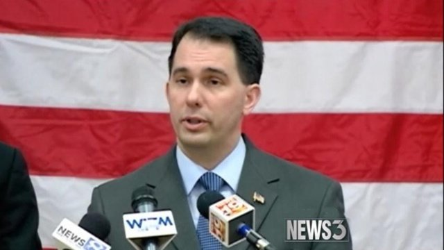 Walker to give speech in Iowa following motorcycle ride