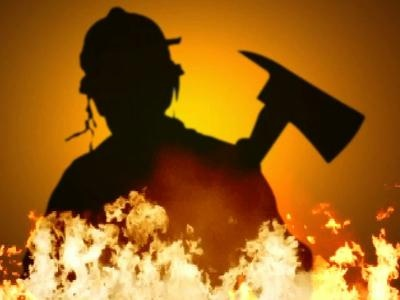 firefighters respond to structure fire