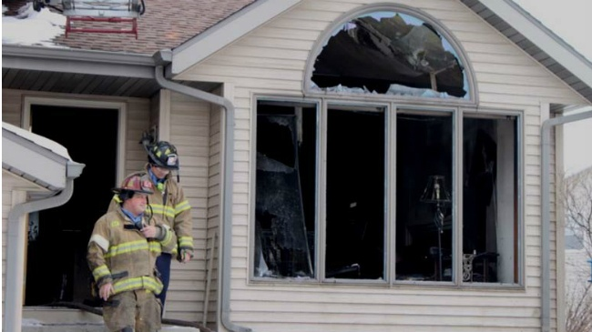 No injuries in west Madison fire that caused $110K in damage