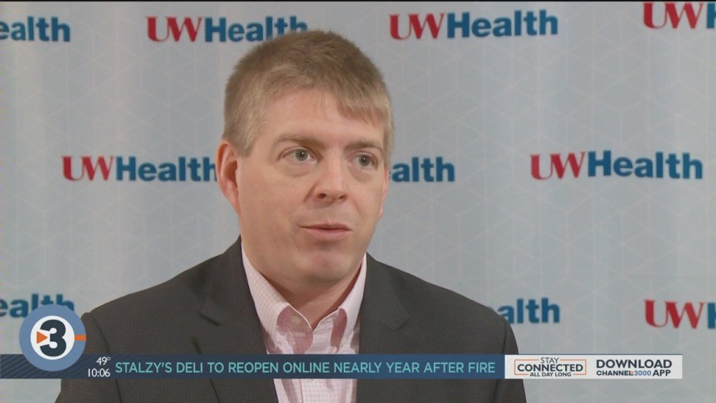 Uw Health Doctor Discusses Efforts To Save Ppe