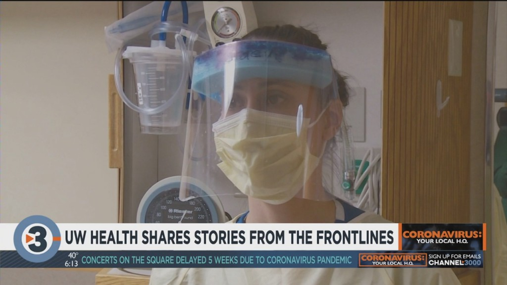 Uw Health Shares Stories From The Frontlines