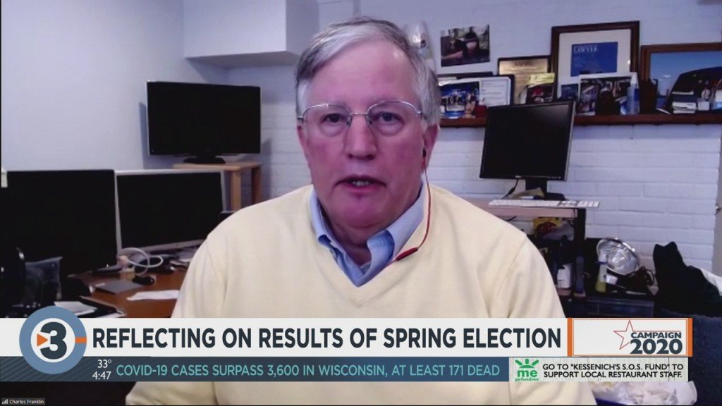 Reflecting On Spring Election Results