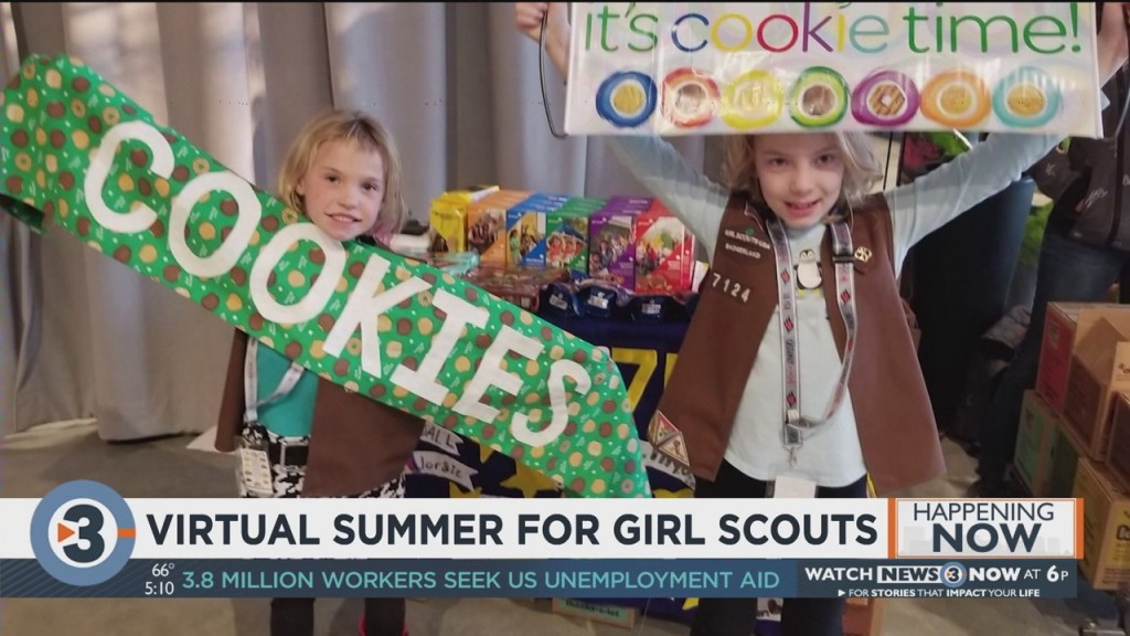 Girl Scouts Going Virtual This Summer Amid Pandemic