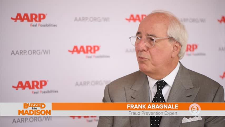 Frank Abagnale shares tips on how to avoid scams and fraud with AARP