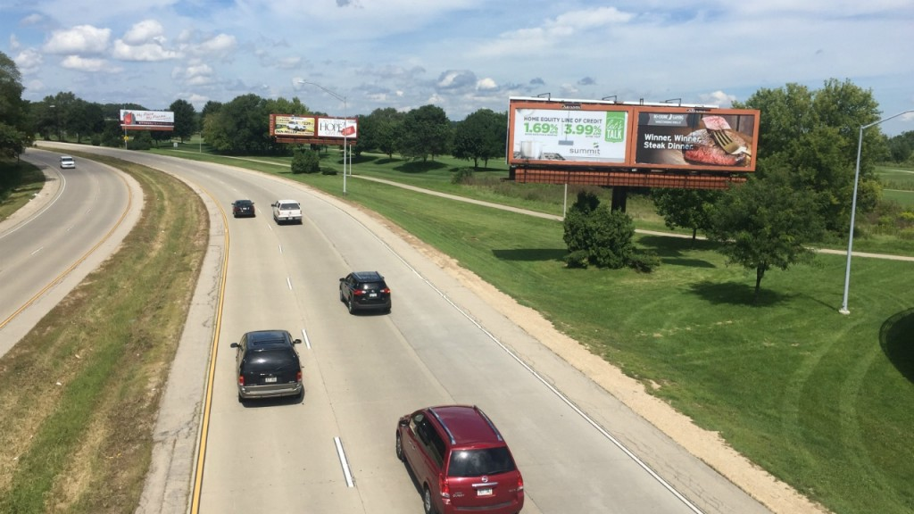 County Board sued over decision to remove east side billboards