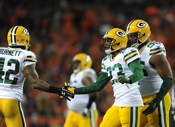 Packers to run NFC North gamut in key 19-day stretch