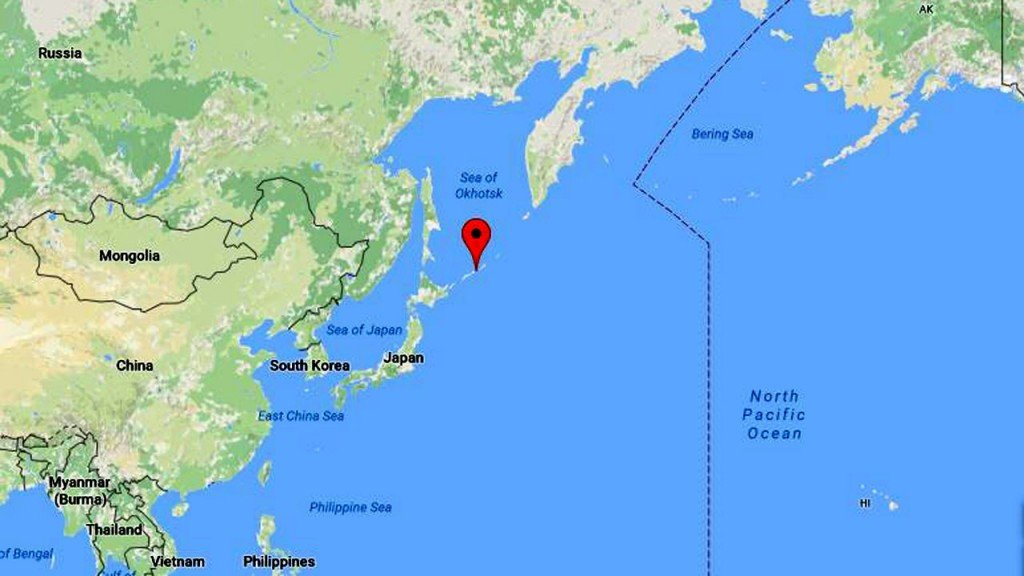 Image of: Russia Japan At Odds Over 70 Year Old Kuril Islands Dispute