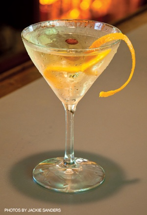 Hip Sips Cocktail of the Month: Italian Diplomat