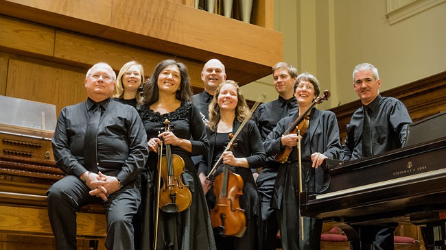 Winter winds no match for classical music explosion
