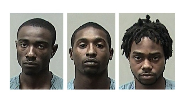 Bail set for 2 men arrested in connection to homicide