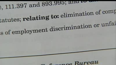 Opponents: Repeal of Equal Pay Act makes workplace discrimination easier