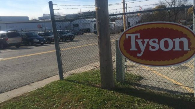 Workers, state look at next steps after Tyson plant closure