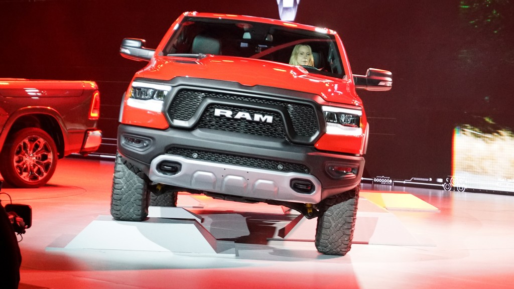 All-new Ram pickup truck goes on sale later this year