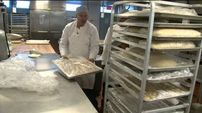 'Just Bakery' gives people a second chance