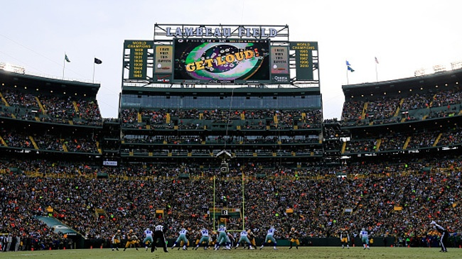 Packers may not be ticketed for London game in '16 after all