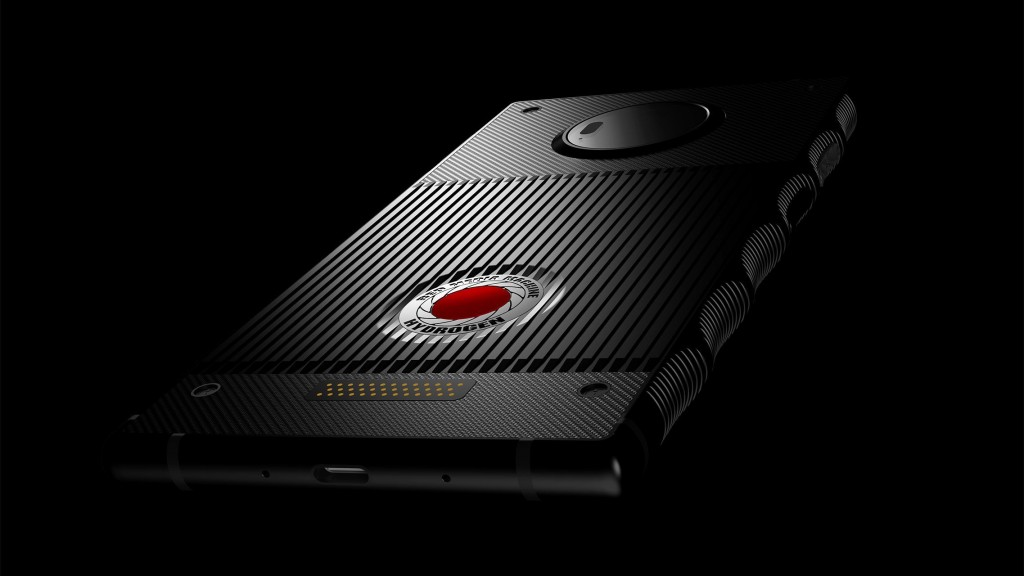 First holographic smartphone will be released later this year