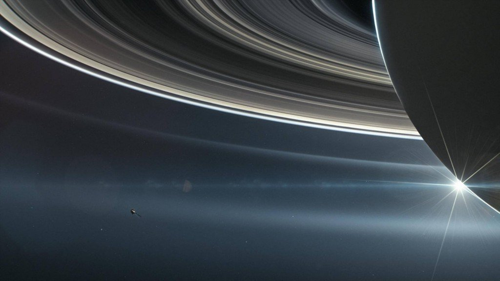 See Saturn's rings as it begins its closest pass by Earth