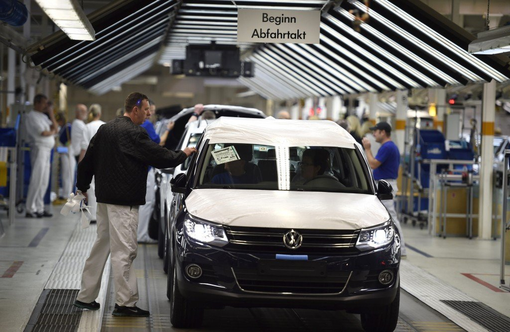 Volkswagen's diesel scandal costs hit $33 billion with new Audi penalty
