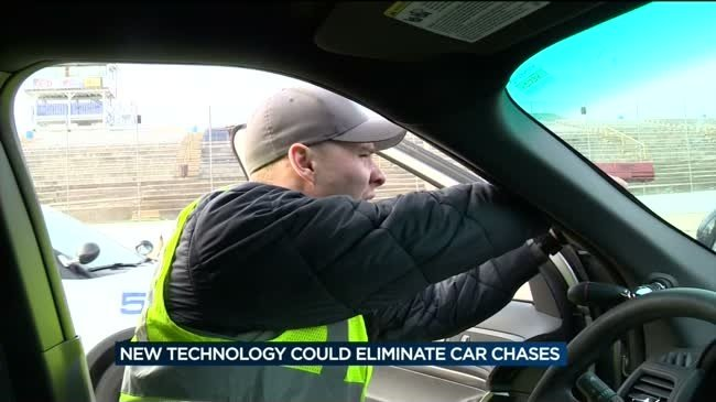 Dane County looks into new technology to make car chases safer