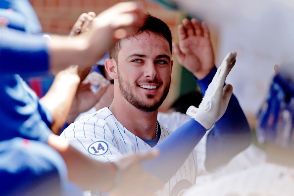 Bryant homers twice in Cubs' 9-3 win over Braves