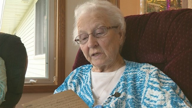 Love letters from WWII POW camp speak to wife 70 years later