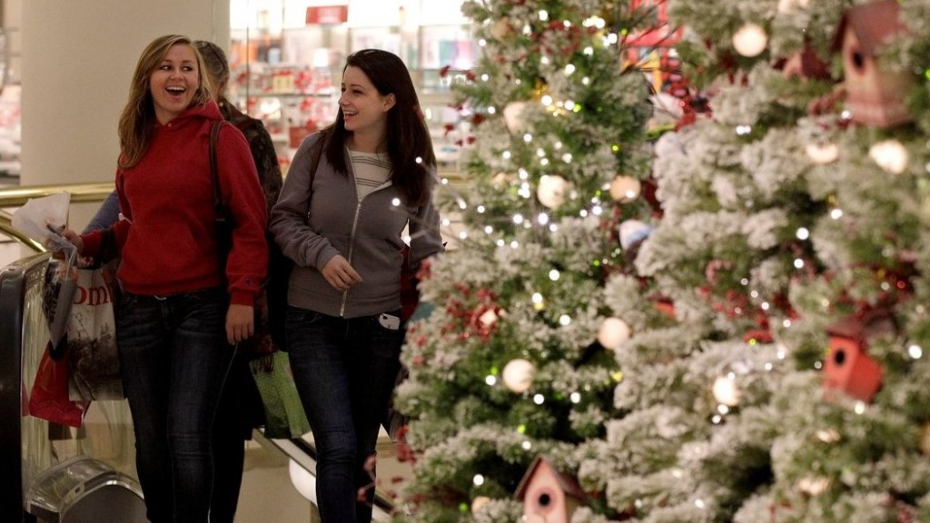Why Millennials are buying more Christmas trees than ever