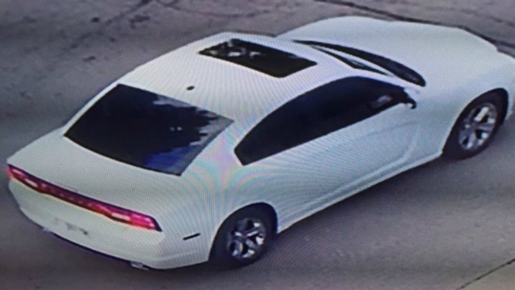 Police hope surveillance video will help ID vehicle, suspect in shooting