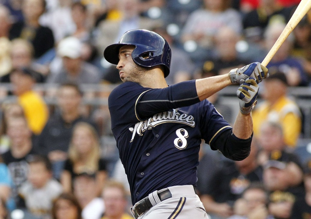 Braun back in Brewers' lineup vs Mets after missing 4 games