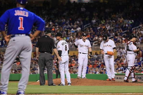 Cubs lose fourth straight against Marlins