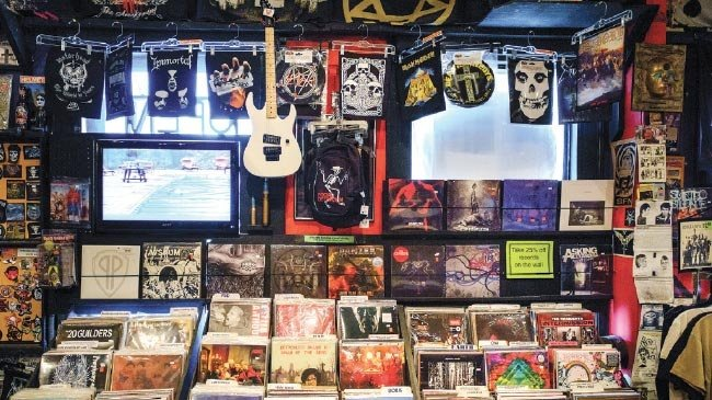 Madison's vinyl stores thrive in the digital age