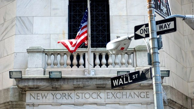 Wall Street enjoys calmest start to a year, despite Trump drama