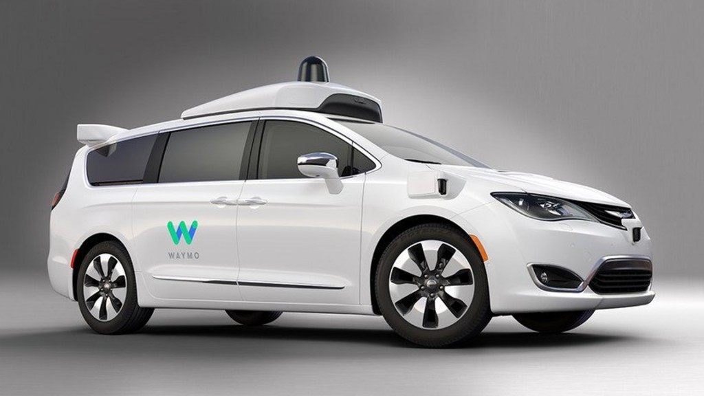 Waymo patents method to avoid puking in self-driving cars