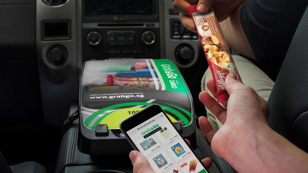 This startup wants to turn your car into a vending machine