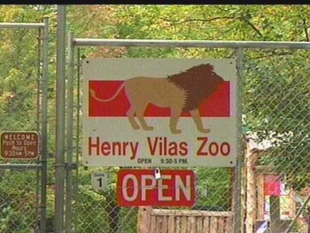 Henry Vilas Zoo plans to reopen by July 1