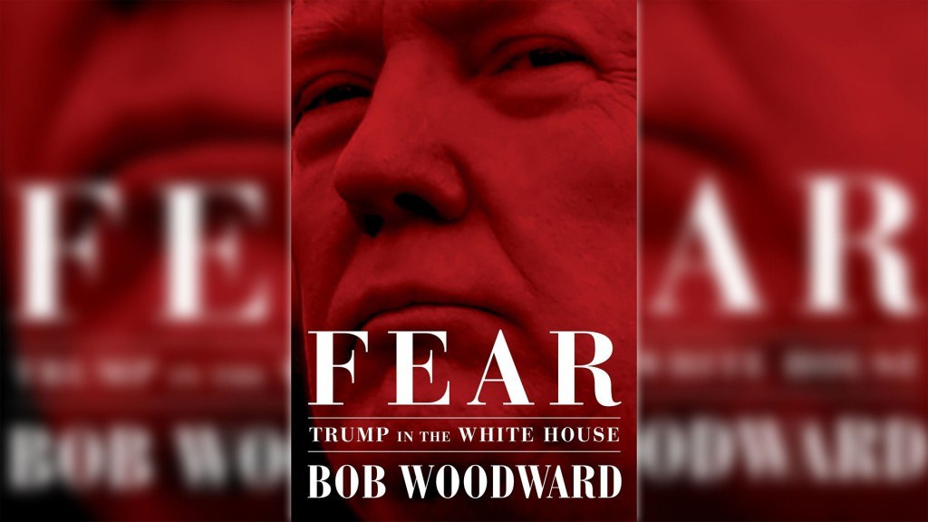 Woodward book prompts West Wing witch hunt, sources say