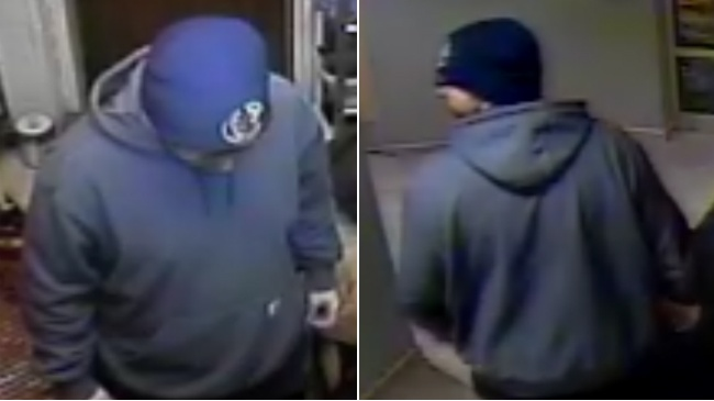 Janesville police hope public can help ID robbery suspect
