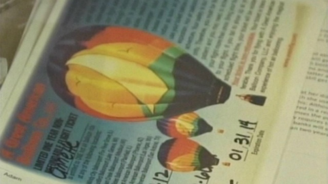 Hope for balloon company customers deflated