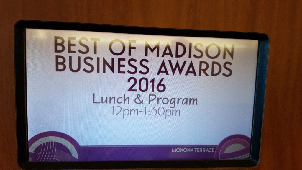 On the scene: Best of Madison Business Awards