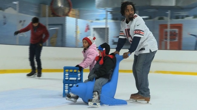 Warm winter weather causes customer surge at indoor ice rinks