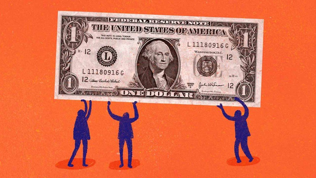 Why wages are barely growing in America