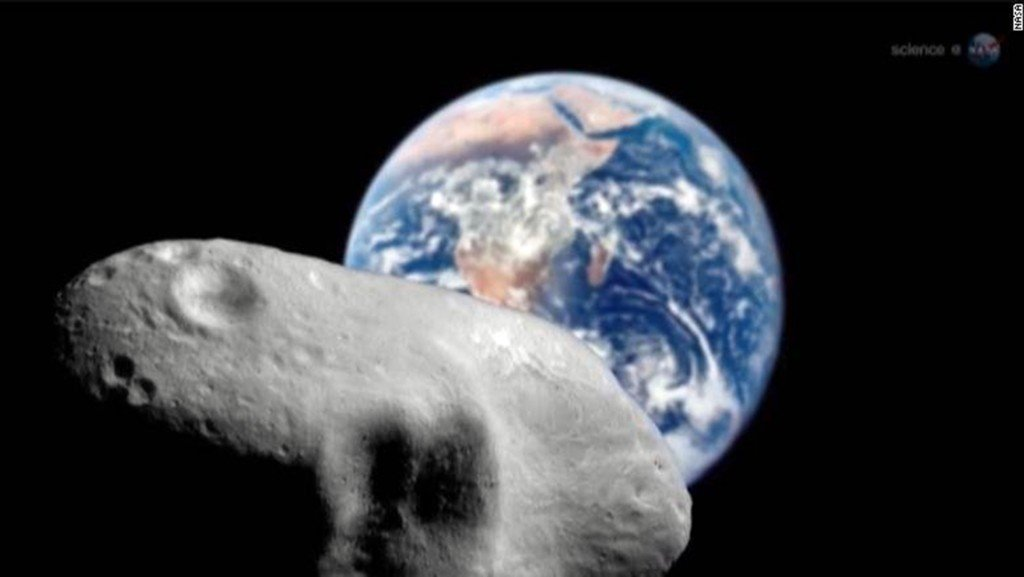 NASA, FEMA practicing what would happen if asteroid hits Earth