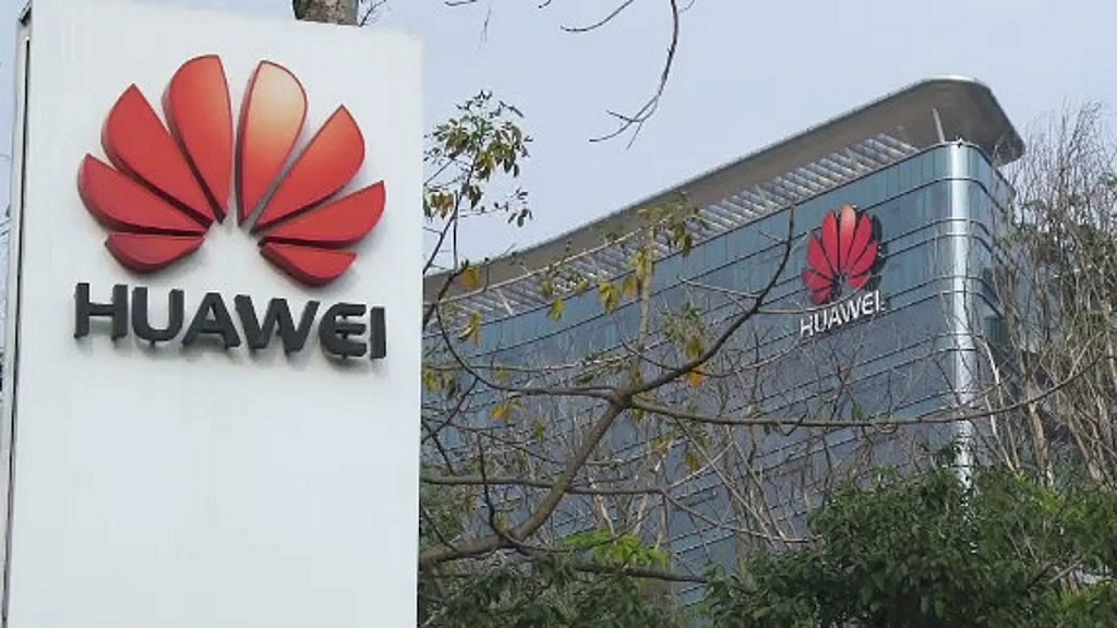 Huawei CEO's daughter face of US-China trade war