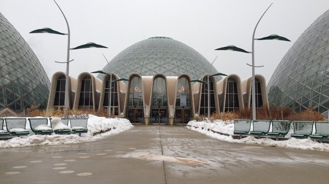 1 of Domes in Milwaukee to reopen 2 days before target date