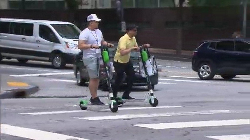 Singapore joins France in banning e-scooters on sidewalks