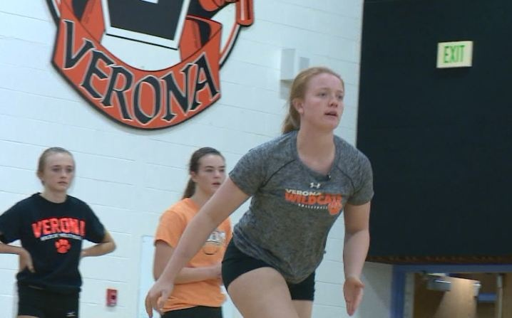 Brisack leads Verona to State Tournament